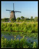 Продолжаю голландскую серию. Снято в том же местечке, что и предыдущая фотография - удивительный Kinderdijk. Приятного просмотра! :)