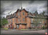 Инта, Республика Коми, Россия. От ГУЛАГА никаких следов, только редкие уцелевшие здания послевоенной постройки.