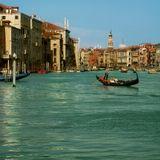 Италия. Венеция.Гранд-канал (Canal Grande)