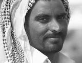 Синай.Коренной житель Синайской пустыни – бедуин.