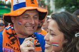 Евро-2012, Харьков, фан-зона болельщиков команды Голландии