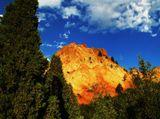 Эти скалы поразили меня своими формами  и цветом.  Спасибо всем за просмотр!