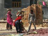 Индия, Раджастан, строительство отеля