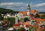 Чешский Крумлов - город эпохи Возрождения, который хранит множество тайн и романтических историй, город, в котором отдыхает не только тело, но и душа...