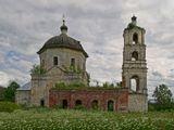 Тверская область,старицкий район,село Холохольня.Июнь 2012.