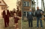 Отец, Репинский Николай Васильевич до самого конца (1911-2011) был замечательным собеседником, автором бесценных советов и неописуемо интересных воспоминаний...