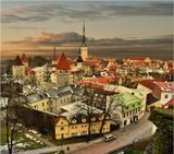 в хорошем смысле, обожаю Таллин