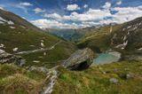 Альпы Австрия Тироль