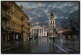 Прошу прощение за рамку...но не могу я весь Архив переделать...под трудящихся... :-)Приятного просмотра!!!!Самое главное ...чуть не забыл...Это Вильнюс..... столица Литвы.:-)