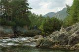 Чемал — река в Чемальском районе Республики Алтай, Россия.Река берёт свое начало с небольшого озера, расположенного на высоте 2078 м, на северном склоне горы Таманел (2254 м), хребта Куминские белки. Близ одноимённого села в Чемал впадает река Куба , а через 7 км сам Чемал впадает в Катунь.