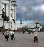 После службы в Храме, и со службы в конторах))
