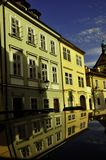 Mесто фотографирования, Анежска улица-Cтарый Город-Прага-1