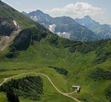Альпы Германия 2012