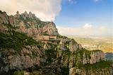 Монастырь Монтсеррат. Испания.
