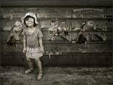 Детский жанровый портрет