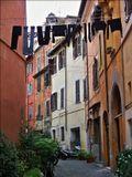 Один из самых старых районов Рима, жители которого считают себя истинными римлянами.