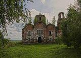 Тверская область,село Маслово.Август 2012.