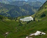 Deutschland Obersdorf Nebelhorn                   16. 07. 12