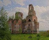 Тверская область,калининский район,село Маслово.Август 2012.