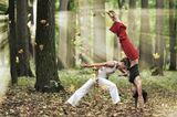 На фото изображены ученики школы Capoeira ACMB (Академия Капоэйры Mestre Bimba)http://www.capoeira.ru/http://vk.com/club833099