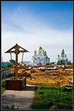 Золотое кольцо России-Дивеево