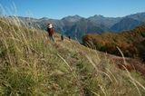 Абхазия, пеший поход, сентябрь 2012, горы