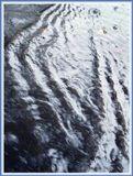 Лужи бывают похожи на море... секунды за две до нажатия на *курок* проехал по луже автомобиль... в ФШ только уровни и рамочка (так не характерно для меня).