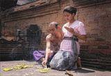 """""""Всё счастье, которое есть в мире, происходит от желания счастья другим. Всё страдание, которое есть в мире, происходит от желания счастья себе"""".  /Буддистский монах Шантидева """"Путь Бодхисатвы""""/"""