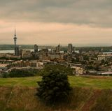 Новая Зеландия. Окленд.