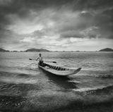 Острова Кондао. Тихий океан.
