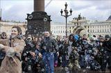 Фестиваль мыльных пузырей на Дворцовой
