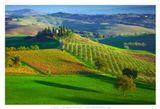 Долина Валь д'Орчиа, Тоскана, Италия, Ноябрь 2012