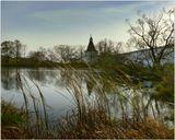 Иосифо-Волоцкий монастырь под Волоколамском