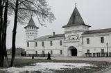 Тобольский кремль. Декабрь 2008 года.