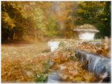 2005 год.Осень. Усадьба Суханово.Парк.