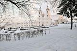 Кафедральный собор Сошествия Святого Духа — главный храм белорусского экзархата Русской Православной церкви.