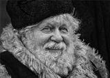 Владимир Владимирович Козлов, более 25 лет продает матрёшек на Арбате.