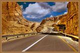 Дорога Арава....идущая к Красному морю