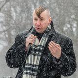 Выступление руководителя некоей националистической организации на дне рождения Тараса Шевченко 9 марта 2013 г.