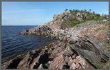 Белое море. Район острова Кереть. 11-08-2012, 10:29.