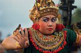 Бали.Спектакль-танец «Кечак» (Kecak)
