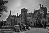 архитектура,замок,канада,город