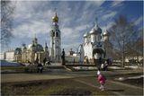 Вологда.Кремль.Софийский собор