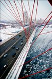 Москва, Живописный мост, Серебряный бор