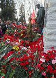 Военное кладбищеТаллинн9 мая 2011