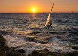Израиль. Средиземное море