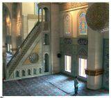 Турция. Центральная мечеть Анкары.
