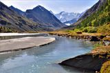 Алтай, Катунский хр. г.Белуха