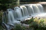 Эстония,водопад в Кейла-Йоа