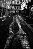 Место фотографирование, улица Гавирская-Cтарый Город-Прага-1
